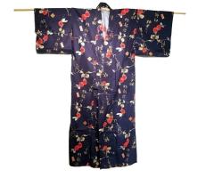 ladies' cotton kimono2