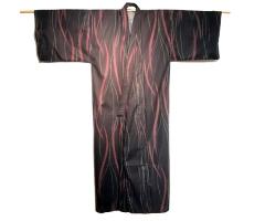 men's cotton kimono1
