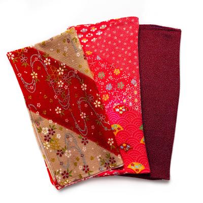 Furoshiki (wrapping cloths)