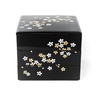 Jubako (layered boxes)