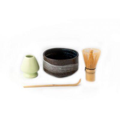 Matcha Tea Bowls Accessories